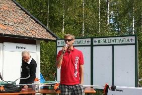 Order-of-Merit vinnaren Lars Pettersson, Grönlund GK